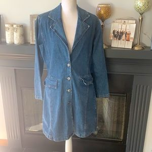 Vintage Ethyl trench coat